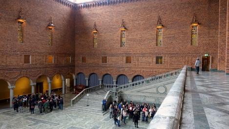Sala de la Cena Nobel