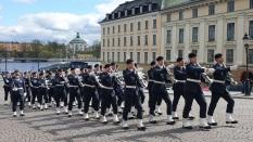 El Palacio Real Estocolmo
