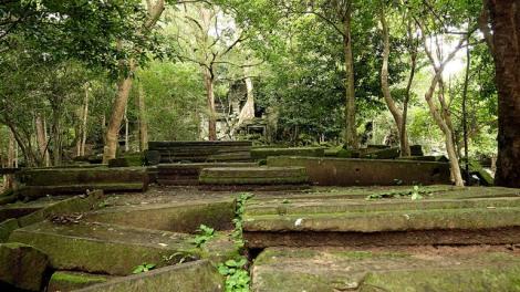 Templo Beng Mealea2