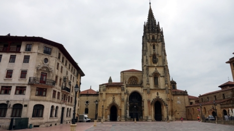 La Catedral de San Salvador de Oviedo