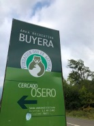 área recreativa de Buyera